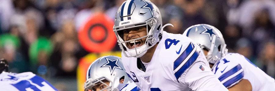 Redskins vs Cowboys 2019 NFL Week 17 Odds, Preview & Pick