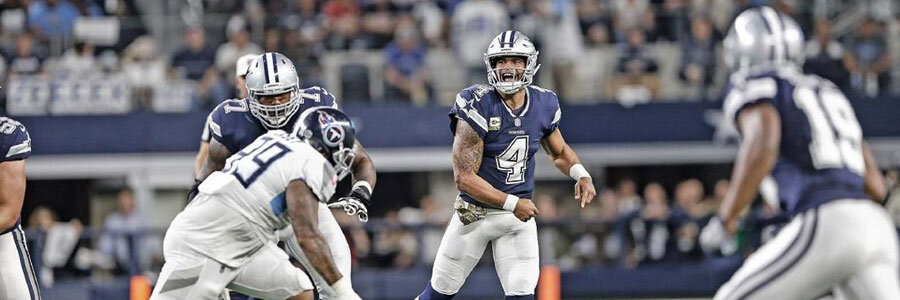 Cowboys vs Eagles NFL Week 10 Odds & Prediction