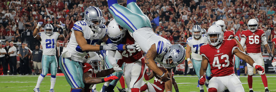Are the Cowboys a safe bet in Week 9?