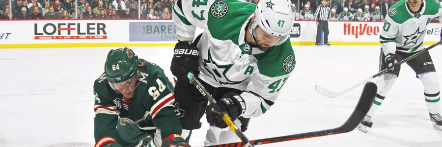 Stars vs Lightning NHL Spread & Betting Analysis