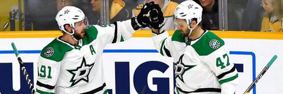 Stars vs Predators NHL Betting Odds & Expert Prediction