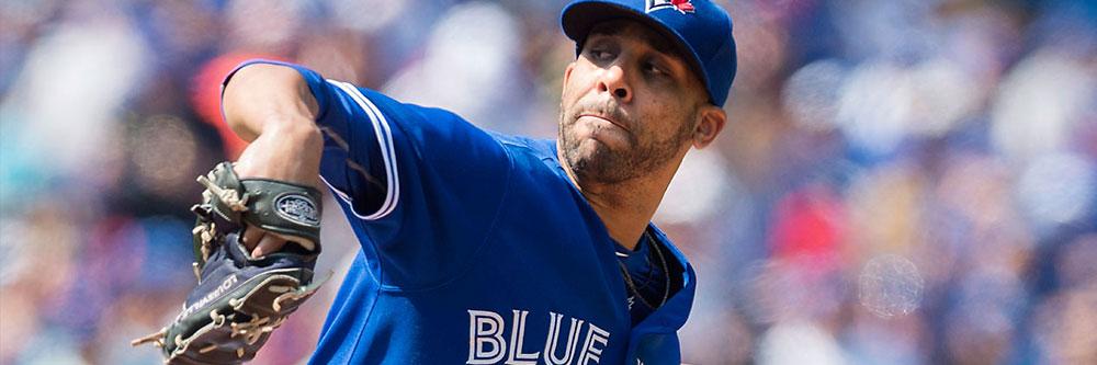 David Price - AL Playoff Online Betting Team Preview: Toronto Blue Jays