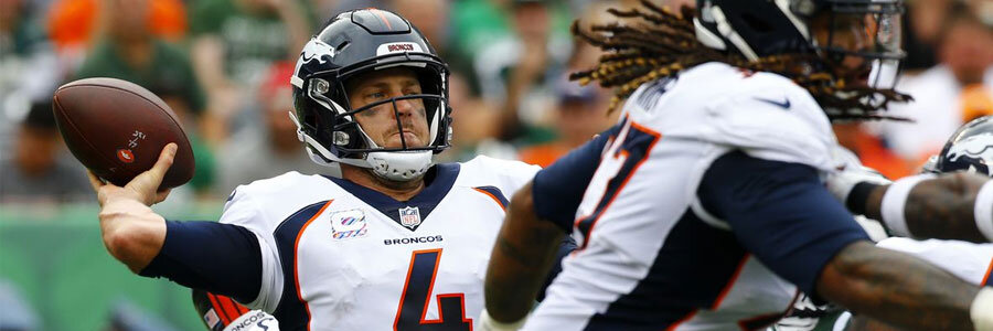 Are the Broncos a safe bet for NFL Week 6?