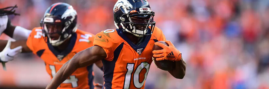 Chiefs vs Broncos 2019 NFL Week 7 Odds, Preview & Pick