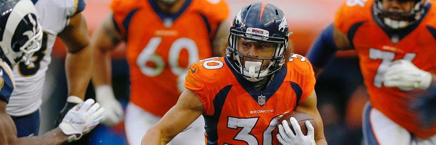 Broncos vs Chiefs NFL Week 8 Odds & Prediction