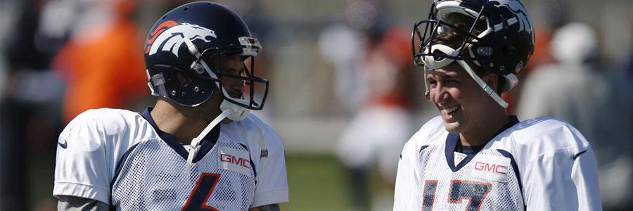 2016 Denver Broncos Starting QB Expert Pick