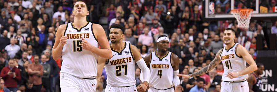 Nuggets vs Hornets NBA Betting Lines & Game Preview