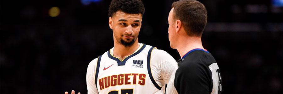 2019-20 NBA Regular Season Odds Underdogs