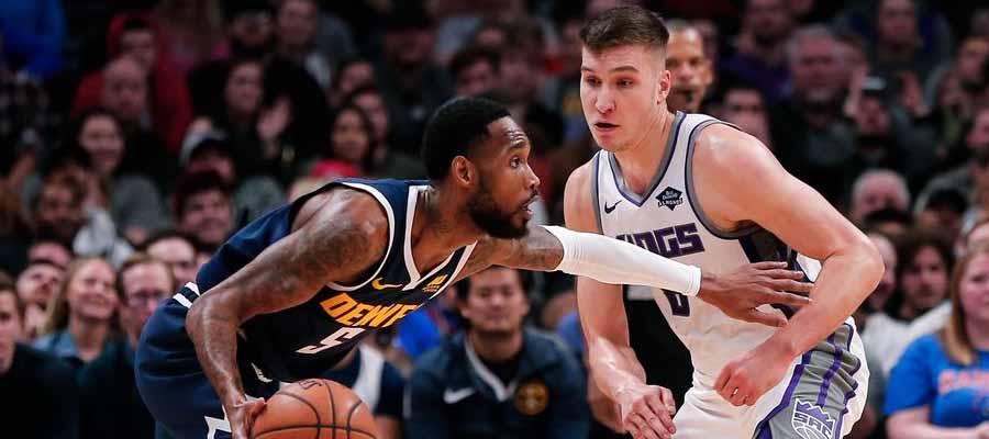 Denver Nuggets vs. Sacramento Kings