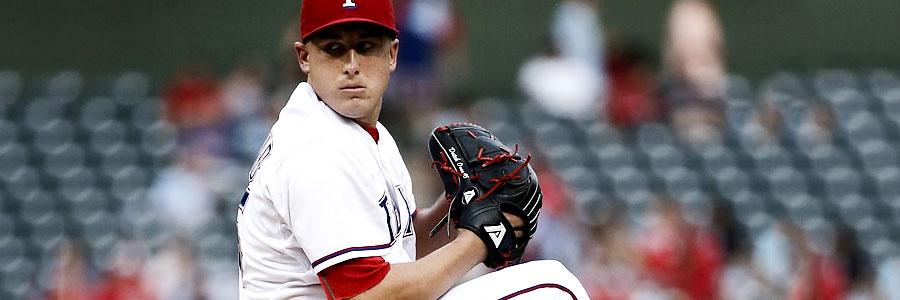 Texas Rangers MLB Future Odds with Return of Derek Holland