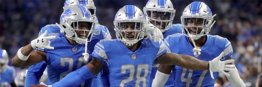 Bills vs Lions 2019 NFL Preseason Week 3 Spread, Game Info & Pick