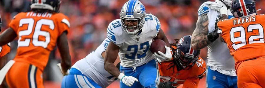 Packers vs Lions 2019 NFL Week 17 Spread, Game Info & Expert Pick
