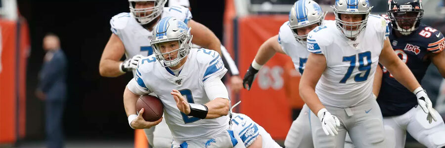 Cowboys vs Lions 2019 NFL Week 11 Odds, Preview & Pick