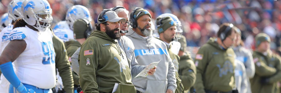 Are the Lions a safe bet for NFL Week 11?