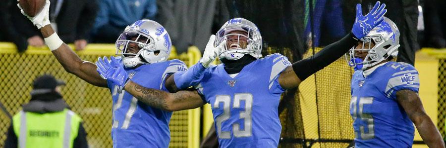 Vikings vs Lions 2019 NFL Week 7 Lines, Analysis & Game Pick