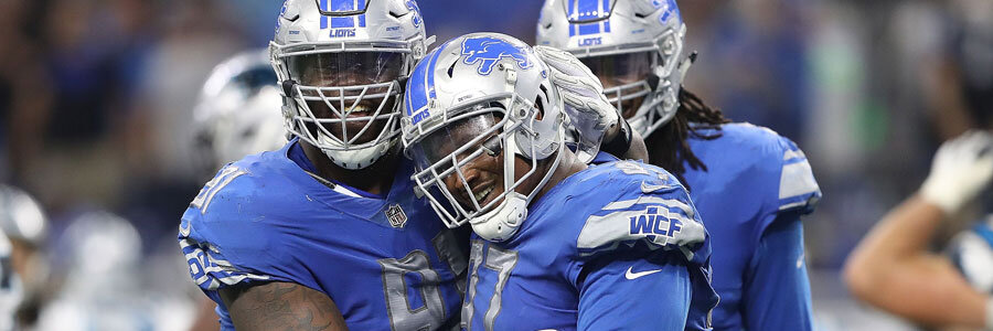 NFL Week 6 Betting Preview: Detroit at New Orleans Lines & Pick