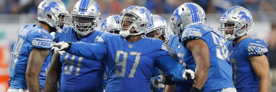Are the Lions a safe bet in Week 8?