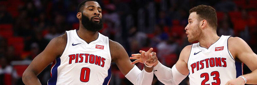 Are the Pistons a safe bet for Friday night?