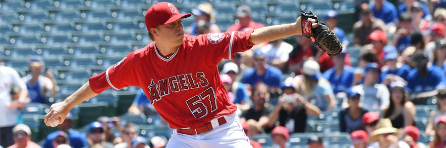 Detroit at LA Angels Pro Baseball Betting Prediction & Pick