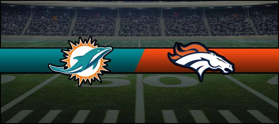 Dolphins vs Broncos Result NFL Score