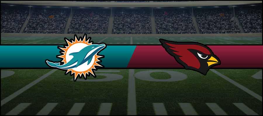 Dolphins vs Cardinals Result NFL Score
