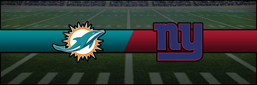 Dolphins vs Giants Result NFL Score