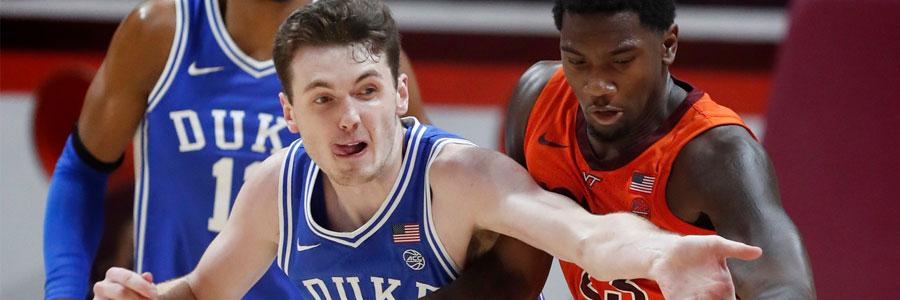 Duke vs Virginia Tech 2019 College Basketball Odds & Game Preview