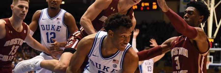 Duke vs Boston College 2020 College Basketball Odds, Preview & Expert Pick