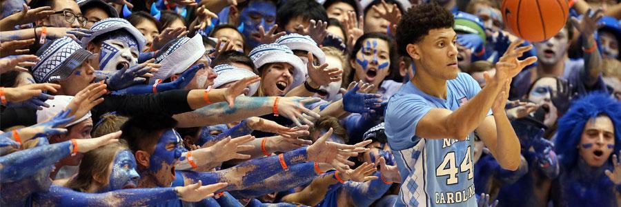 Duke at North Carolina Spread, Betting Pick & TV Info