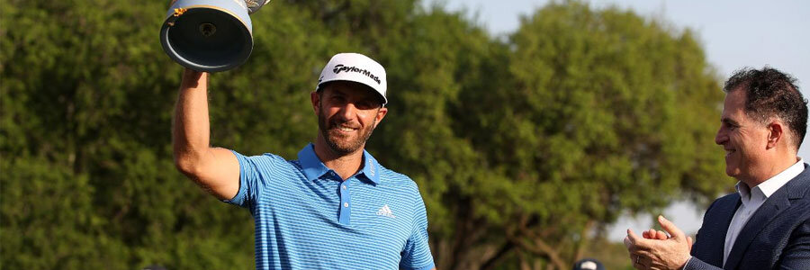 Is Dustin Johnson a safe bet to win the WGC-Dell Match Play?