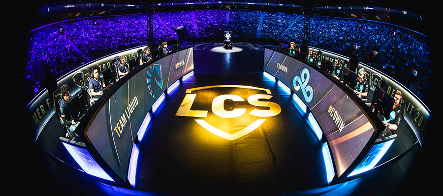 eSports Betting: League of Legends LCS Matches to Bet On This Weekend