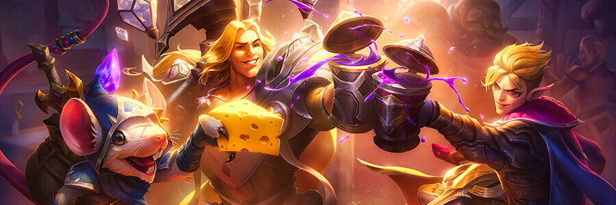 eSports Betting: League of Legends LDL April 16 Matches Odds