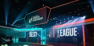eSports Betting: League of Legends LEC Games for Feb. 5th