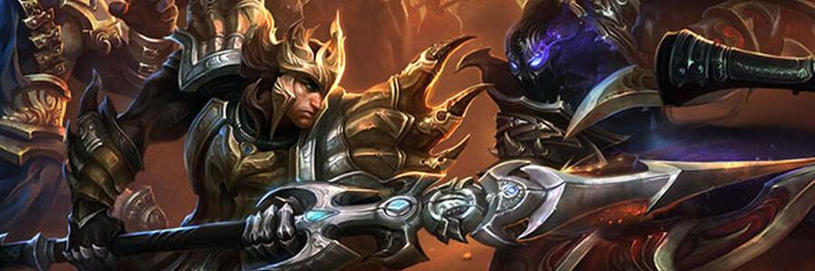 eSports Betting: League of Legends LPL Apr 14 Matches