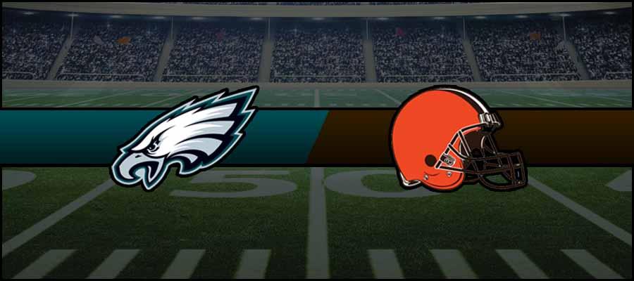 Eagles vs Browns Result NFL Score