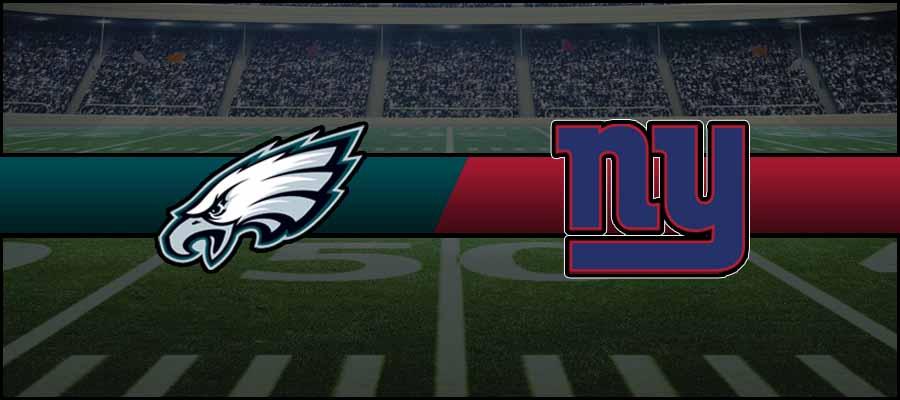 Eagles vs Giants Result NFL Score