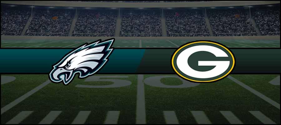 Eagles vs Packers Result NFL Score