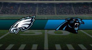 Eagles vs Panthers Result NFL Score