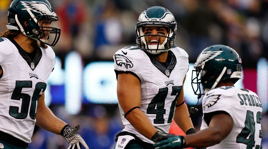 The Eagles will head to Detroit to face the Lions.