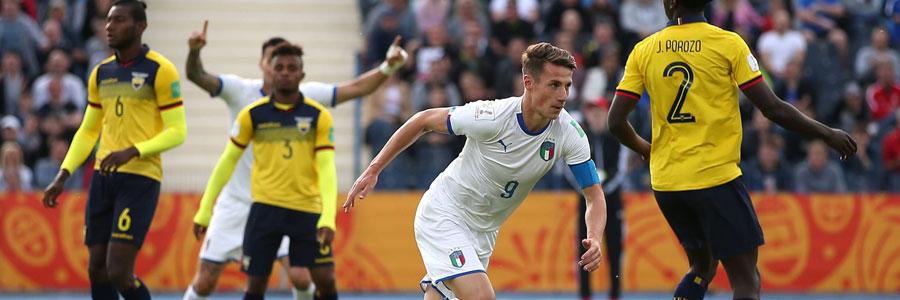 Ecuador vs Italy 2019 FIFA U-20 Third Place Odds, Prediction & Pick