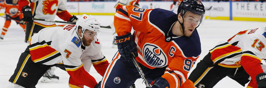 Oilers vs Avalanche NHL Betting Lines & Game Preview