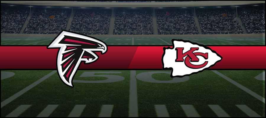 Falcons vs Chiefs Result NFL Score