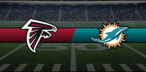 Falcons vs Dolphins Result NFL Score