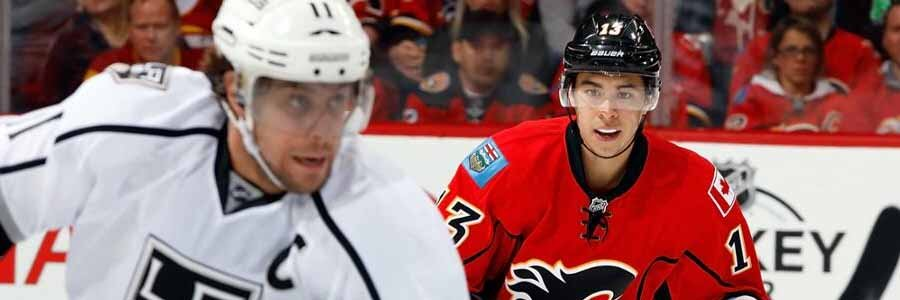 Flames vs Kings 2020 NHL Betting Lines & Game Preview