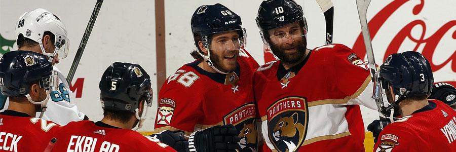 Islanders vs Panthers 2019 NHL Week 11 Odds, Preview and Pick