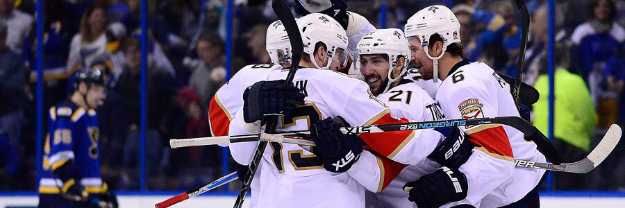 Florida at St. Louis Tuesday Night NHL Lines & Game Preview