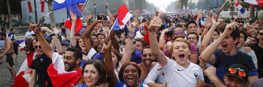 Fan Fever For Who Will Win the 2022 World Cup Already Abounds