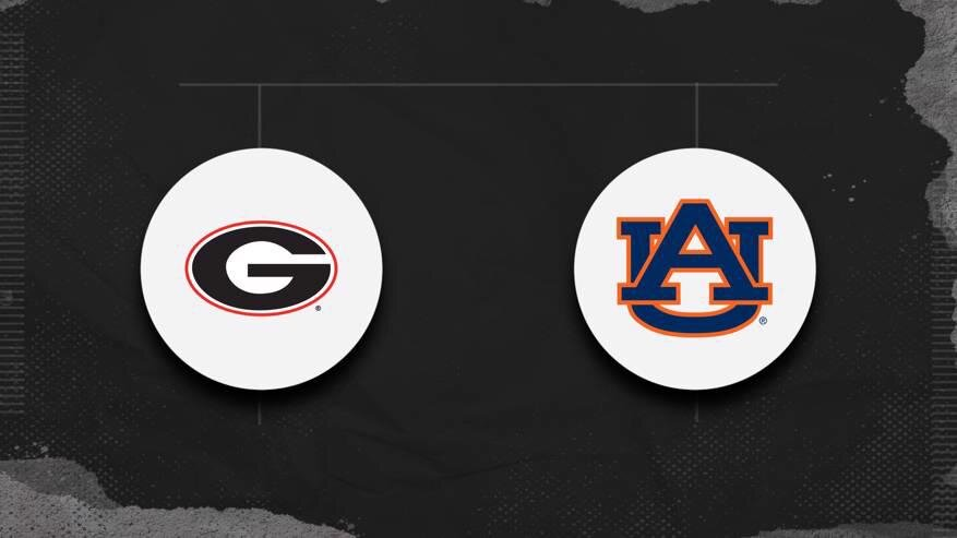 georgia vs auburn betting odds
