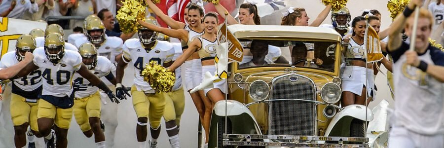 Clemson at Georgia Tech Free Pick & Betting Lines