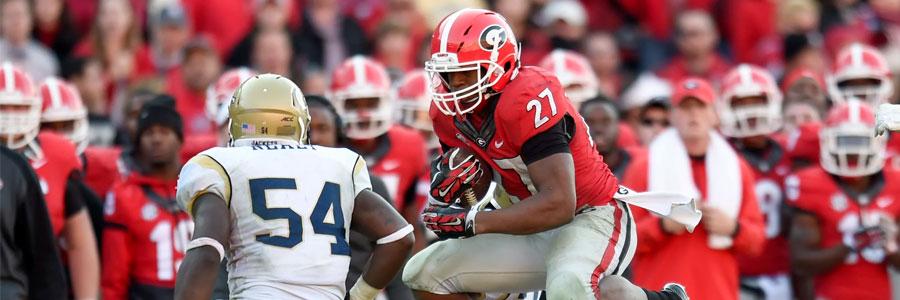 Nicholls State at Georgia Week 2 Expert Pick